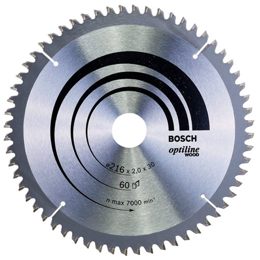 Lưỡi cưa Bosch 216x30x1.4x48T