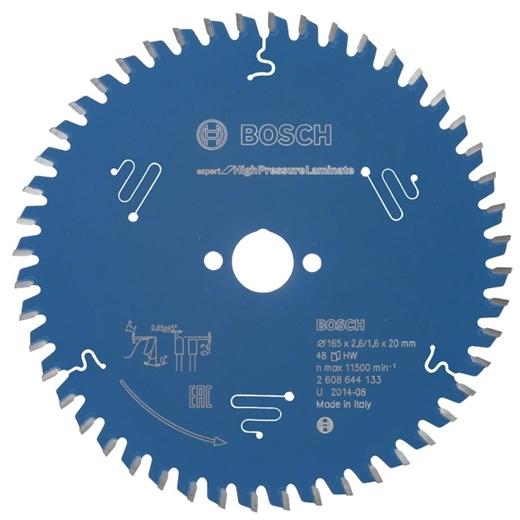 Lưỡi cưa đĩa Bosch 2608644133 165mm x 20mm x 48T