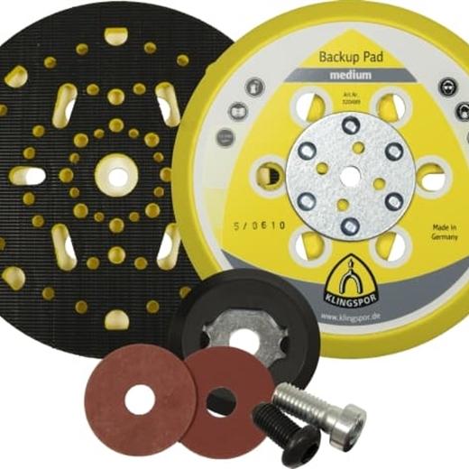 Đế lắp nhám đĩa Klingspor HST 555