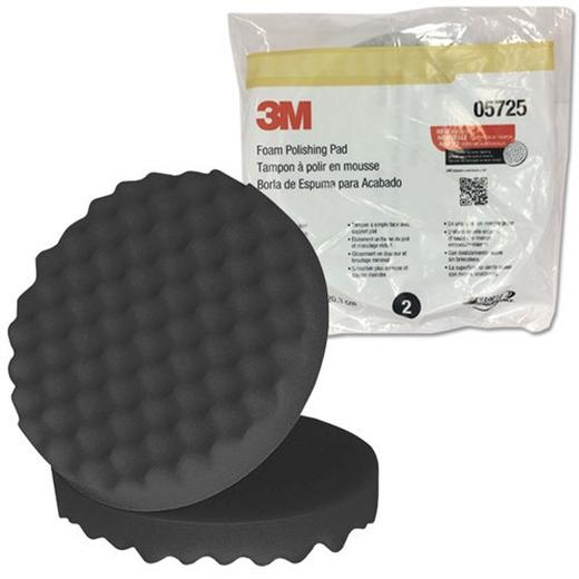 Đĩa đệm xốp đánh bóng mặt bánh quế hiệu 3M
