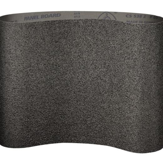 Nhám đen mài gỗ MDF Klingspor CS 538 Z đai 900x1900 mm