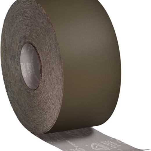 Nhám nâu Klingspor lưng vải dùng cho kim loại KL 385 JF cuộn 300x50000 mm