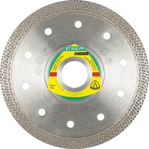 Đĩa cắt kim cương Klingspor DT 900 FP
