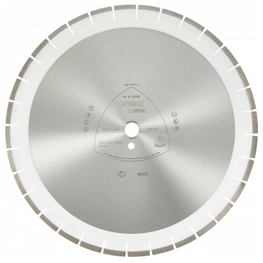 Đĩa cắt kim cương Klingspor DT 900 U Special