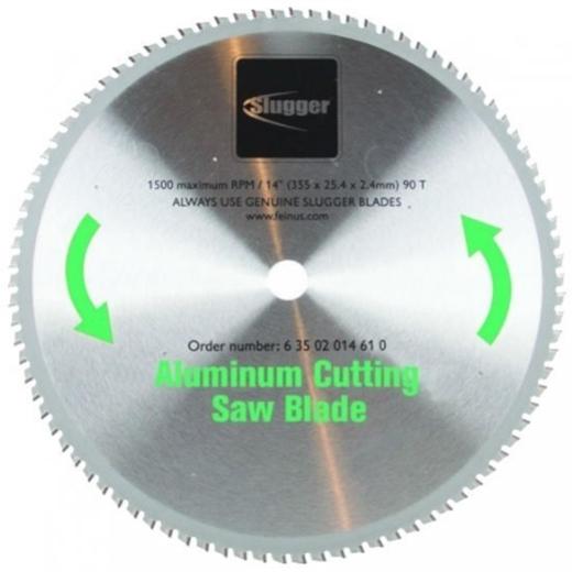 """Lưỡi cưa đĩa cắt nhôm FEIN SLUGGER 63502014610 - 14"""" 80 răng"""