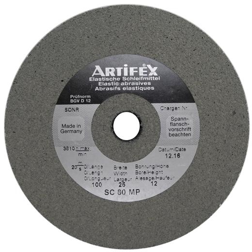"""Bánh mài dẻo Artifex (6"""" x 1"""") - SC 250 MP - T77420"""