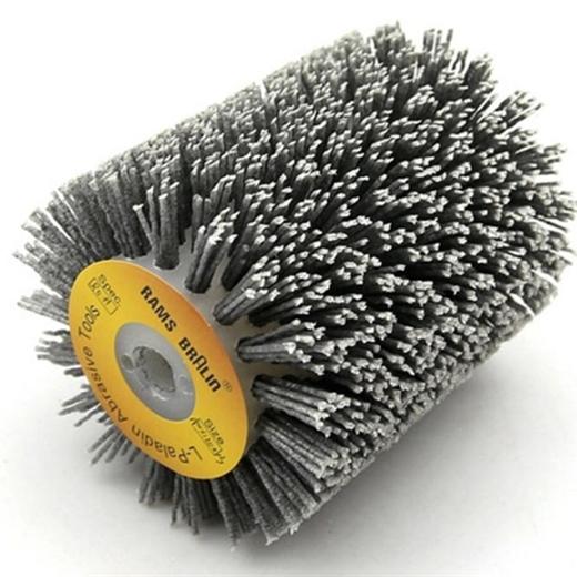 Nhám trụ trục quả lô sợi nylon 120*100*19mm