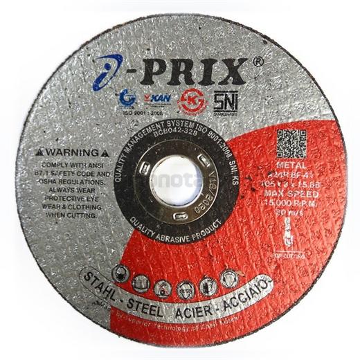 Đá mài I-PRIX A24R 125 x 6.0 x 22.23
