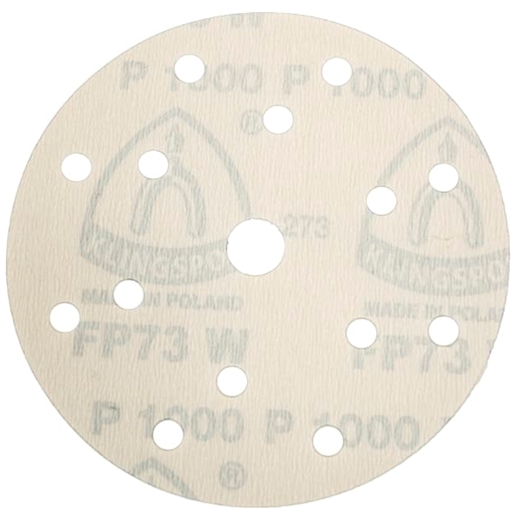 Nhám đĩa tròn lưng film siêu bền Klingspor FP 73 W