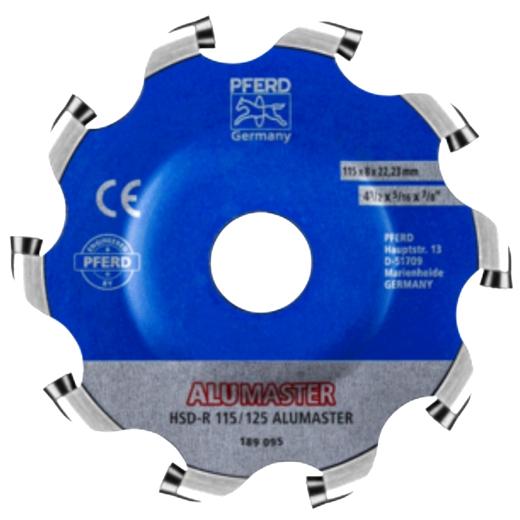 Đĩa mài PFERD ALUMASTER tốc độ cao HSD-R HICOAT